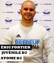 Éric Fortier site