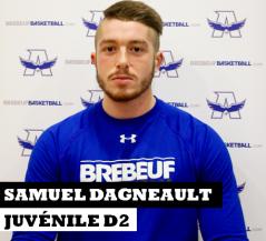Samuel Dagneault site