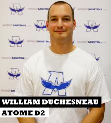 William Duchesneau site