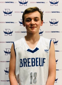 Brandon Crépeau #13